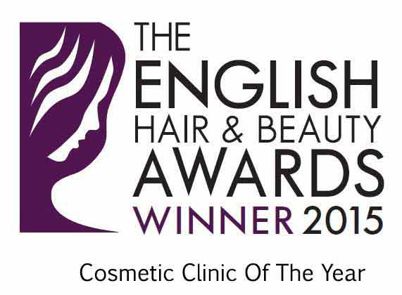 Winner logo - English Hair  Beauty Awards 2015