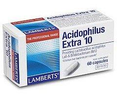 Lamberts Acidophilus Extra 10 60 capsules