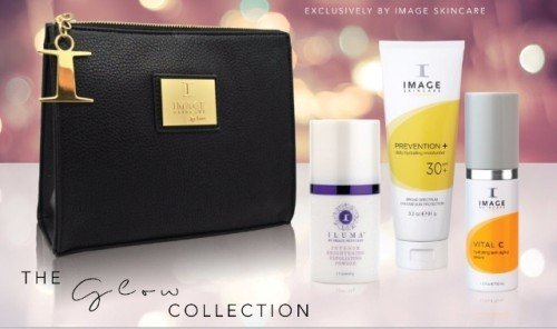 Image Glow and Brighten Skincare collection