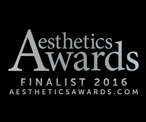 AestheticsAwards2016 FINALIST spotlight Black